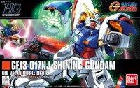 HG 1/144 SF13-017NJ Shining Gundam - Model Kit
