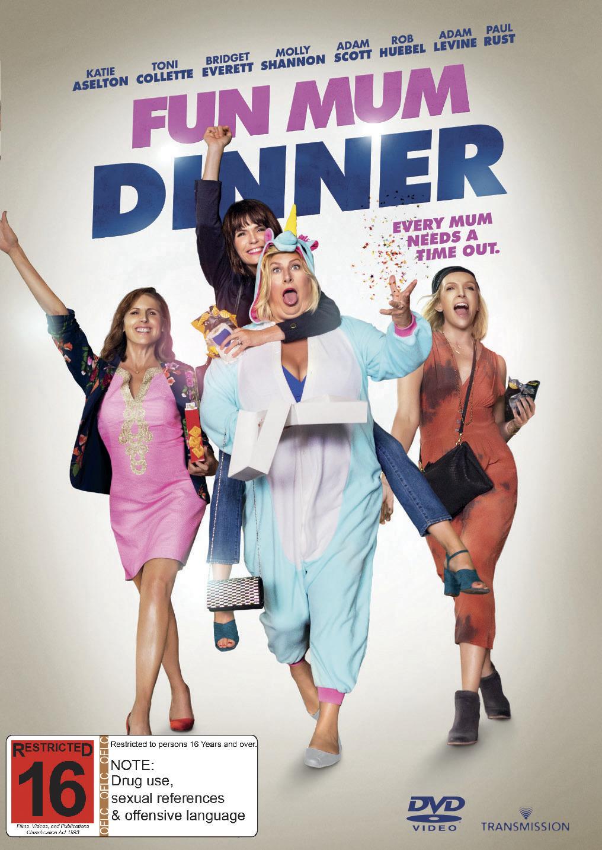 Fun Mom Dinner on DVD image