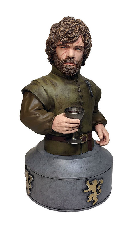 """Game of Thrones: Tyrion Hand of the Queen -7.5"""" Character Bust"""