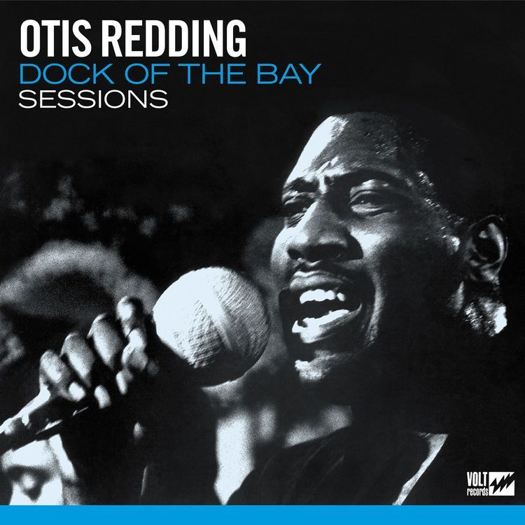 Dock of The Bay Sessions (LP) by Otis Redding image