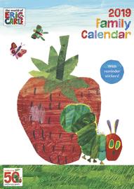 Eric Carle: Family 2019 Wall Calendar