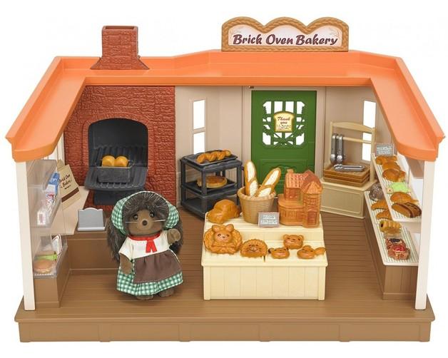 Sylvanian Families: Brick Oven Bakery Gift Set
