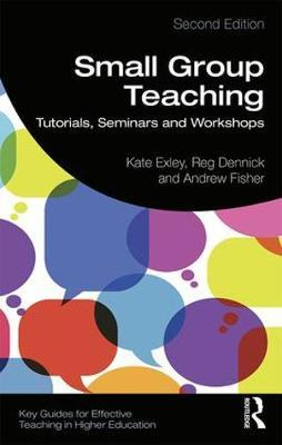 Small Group Teaching by Kate Exley image