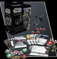 Star Wars Legion: Cassian Andor and K-2SO Commander Expansion image
