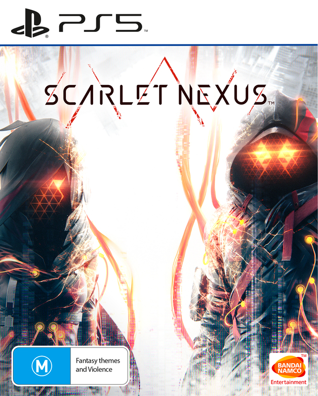 Scarlet Nexus for PS5