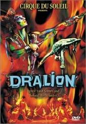 Cirque Du Soleil - Dralion on DVD