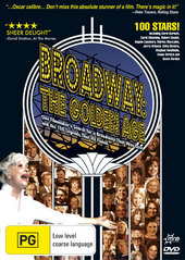 Broadway - The Golden Age, by the Legends Who Were There on DVD