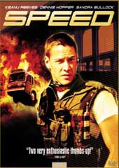 Speed - Special Edition on DVD