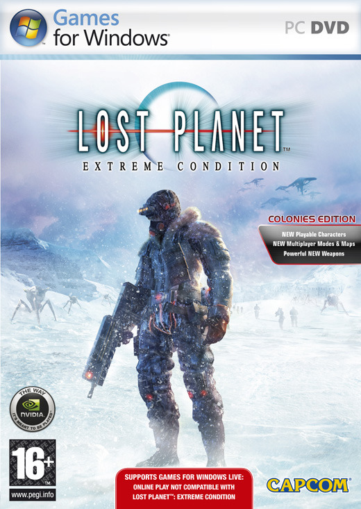 Lost Planet: Extreme Condition - Colonies Edition for PC