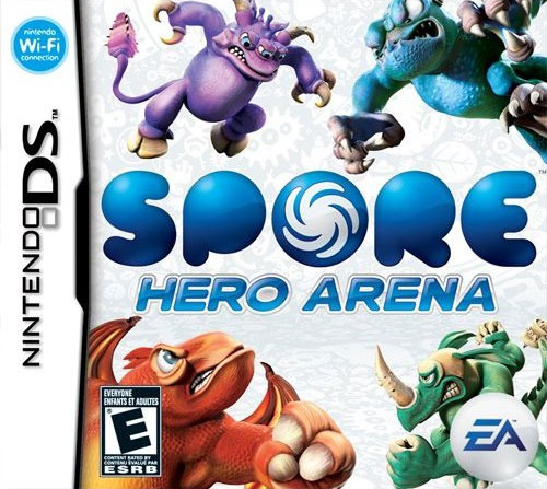 Spore Hero Arena for Nintendo DS