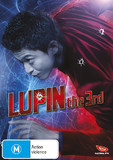 Lupin The Third DVD