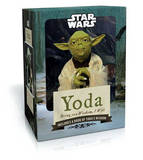Yoda: Bring You Wisdom, I Will (Book & Figurine Box Set) by Chronicle Books