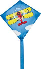 "HQ Kites: Mini Eddy Biplane - 12"" Kite"