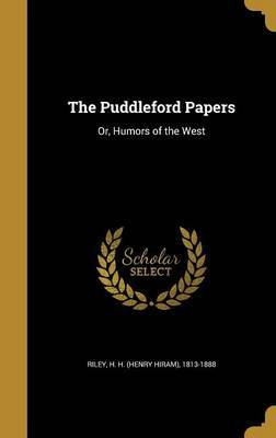 The Puddleford Papers image