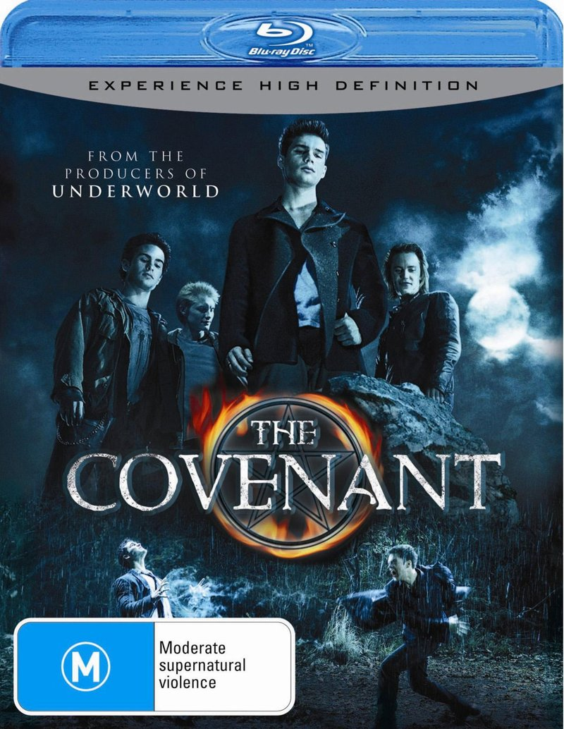 The Covenant on Blu-ray image