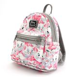 Loungefly Disney The Aristocats Marie AOP Mini Backpack