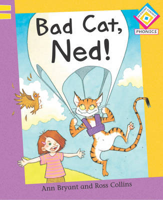 Bad Cat, Ned! by Ann Bryant image