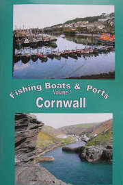 The Fishing Boats and Ports of Cornwall by W. Stewart Lenton image