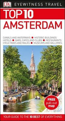 Top 10 Amsterdam by DK Travel