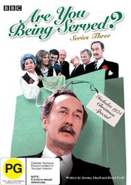 Are You Being Served? - Series 3 (2 Disc Set) on DVD image