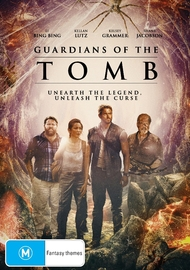 Guardians of the Tomb on Blu-ray