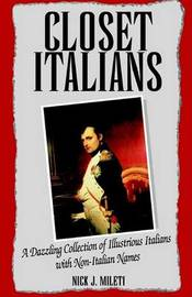 Closet Italians by Nick J. Mileti image
