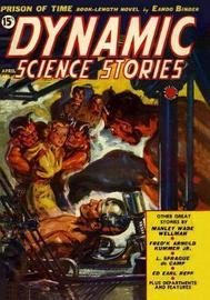 Dynamic Science Stories by L.Sprague De Camp