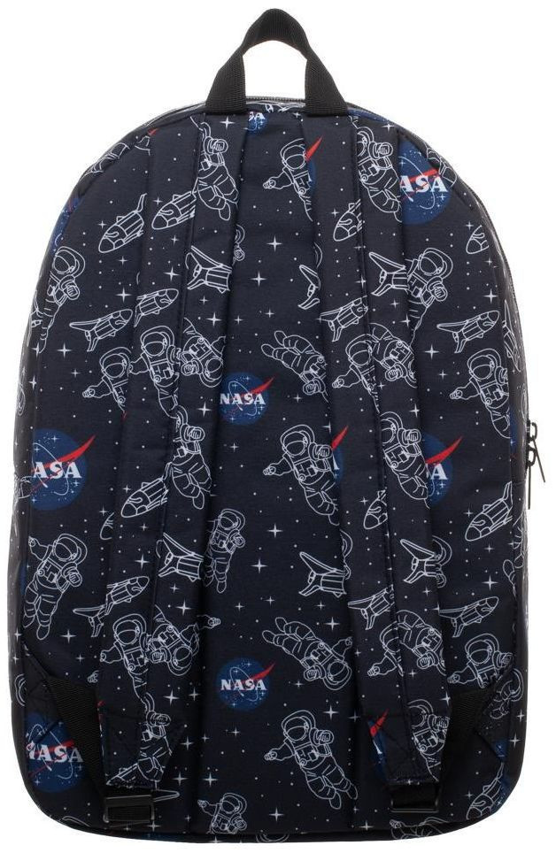 NASA Astronaut All Over Print Sublimated Backpack image