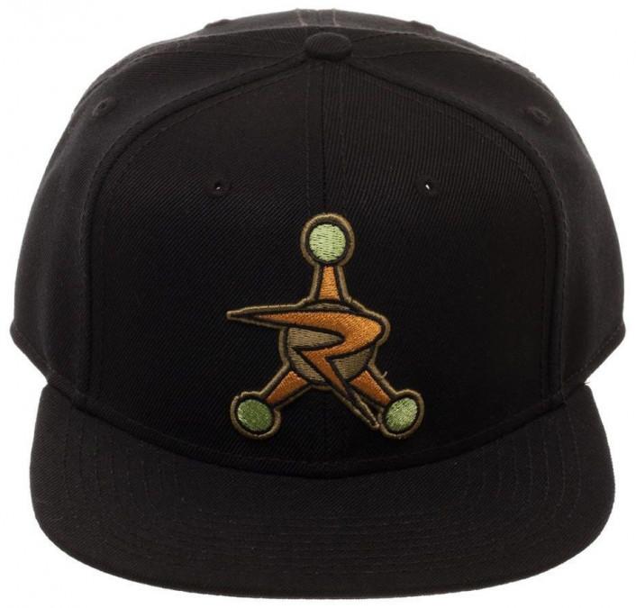 Rick and Morty Council of Ricks Core Snapback Cap image