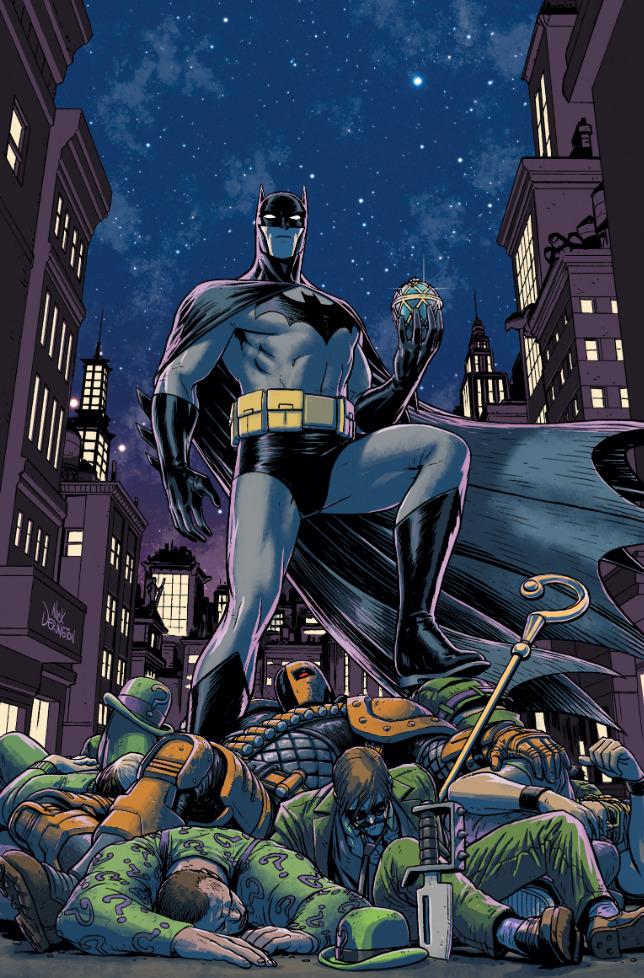 Batman: Universe - #1 (Cover A) by Brian Michael Bendis image