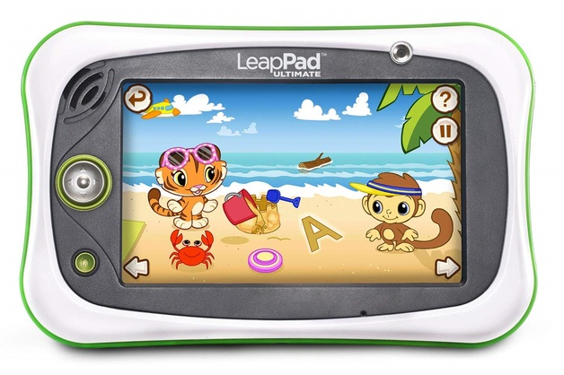 LeapFrog: LeapPad Ultimate - Ready for School Tablet (Green)