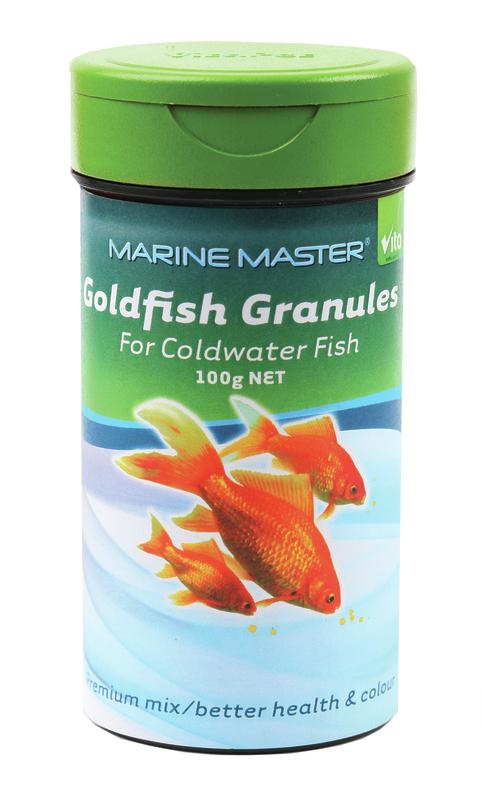 Vitapet: Goldfish Granules 100g