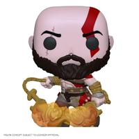 God of War: Kratos (Glow) - Pop! Vinyl Figure