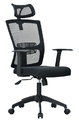 Gorilla Office: Office Computer Chair - Black