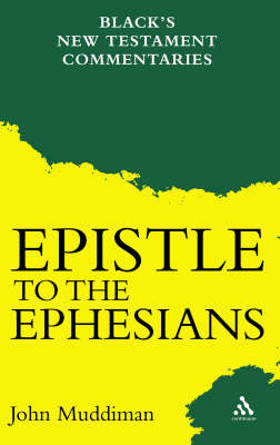 Epistle to the Ephesians by John Muddiman image