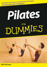 Pilates Fur Dummies by Ellie Herman image
