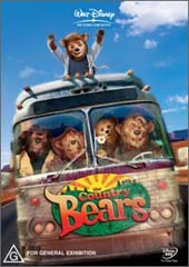 The Country Bears on DVD