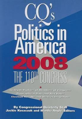 CQ's Politics in America 2008 image