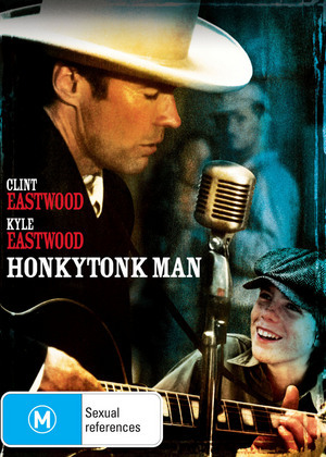 Honkytonk Man on DVD image