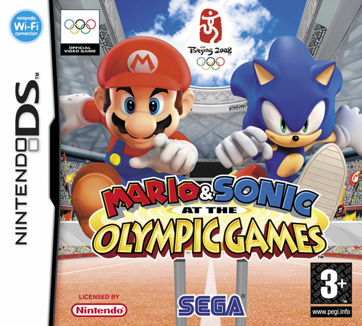 Mario & Sonic at the Olympic Games for Nintendo DS