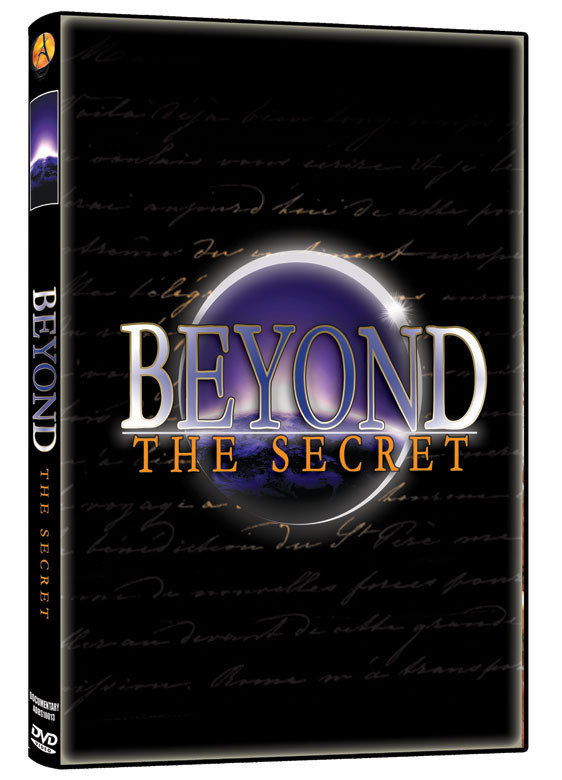 Beyond the Secret on DVD