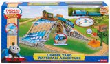 Thomas & Friends Wooden Railway - Log River Jam Playset