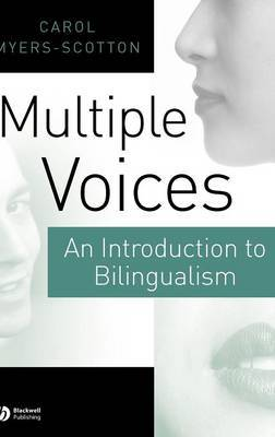 Multiple Voices by Carol Myers-Scotton