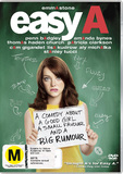 Easy A DVD