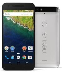 Huawei Google Nexus 6P 32GB - Silver Aluminium