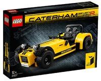 LEGO Ideas: Caterham Seven 620R (21307)