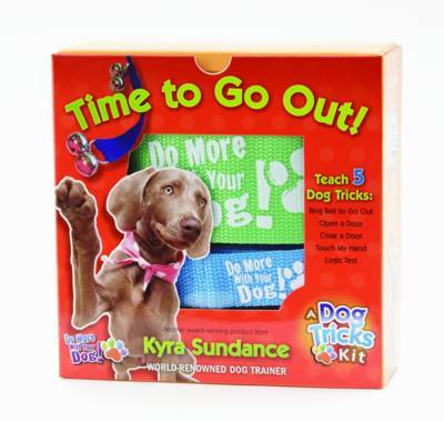 101 Dog Tricks Kit: Ring the Bell by Quarry Books