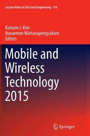 Mobile and Wireless Technology 2015 image