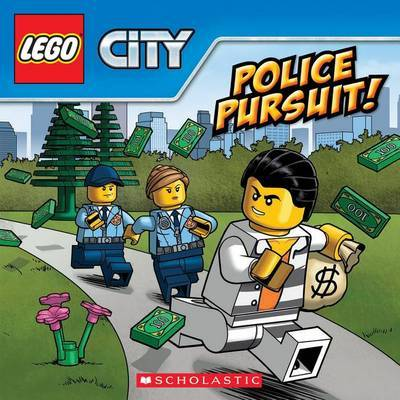 Police Pursuit! (Lego City) by Meredith Rusu image