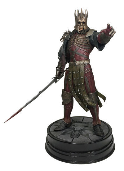 The Witcher 3: Wild Hunt - King Eredin Figure image